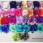 2 Satin Rose Fl..