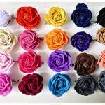 Felt Flower Paper Clips