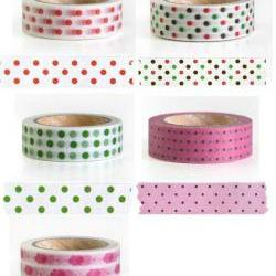 New washi masking tape